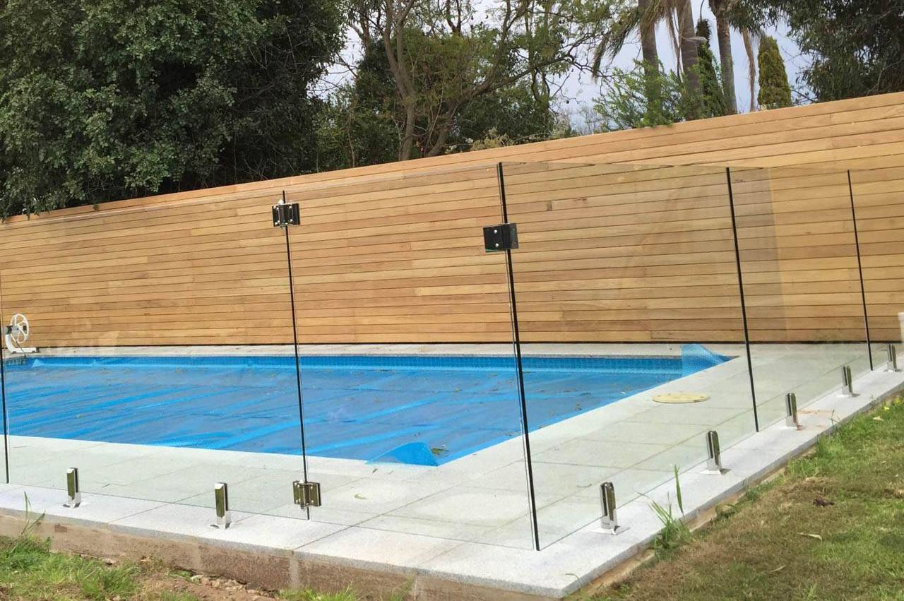 Glass Pool Fencing Installation. Fast quotes over the phone